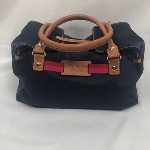 KATE SPADE Nylon satchel